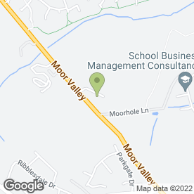 Map of AS and OW ltd in Mosborough, Sheffield, south yorkshire