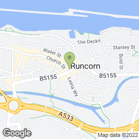 Map of Lavenders Hair, Beauty & Holistics in Runcorn, cheshire