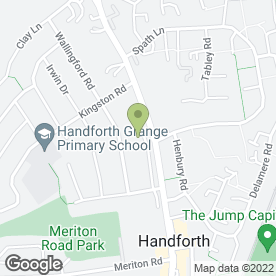 Map of Jamie at Home in Handforth, Wilmslow, cheshire