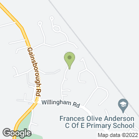 Map of Avilio Ltd in Lea, Gainsborough, lincolnshire