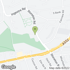 Map of Simply Dog Grooming in Prenton, merseyside