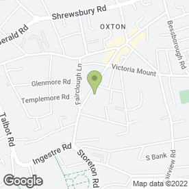 Map of Simply Drinks in Oxton, Prenton, merseyside