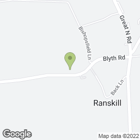 Map of RANSKILL HIRE in Ranskill, Retford, nottinghamshire