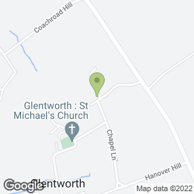Map of The Countryside & Garden Co.Ltd, in Glentworth, Gainsborough, lincolnshire