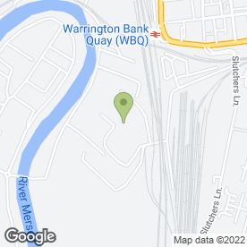 Map of Dent Tec in Warrington, cheshire