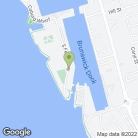 Map of Liverpool Painter & Decorator in Liverpool, merseyside
