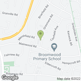 Map of Swindells Driving School in Timperley, Altrincham, cheshire