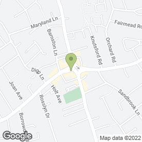 Map of Lloyds TSB Bank plc in Wirral, merseyside