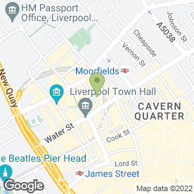 Map of Timberwise - The Property Care Experts in Liverpool, merseyside