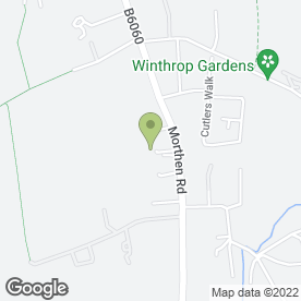 Map of A PRINT in Wickersley, Rotherham, south yorkshire