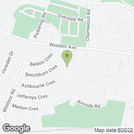 Map of Oasis Oven Cleaning in LIVERPOOL, merseyside
