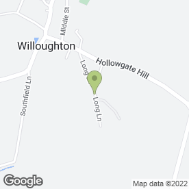 Map of Site Investigation Services in Willoughton, Gainsborough, lincolnshire