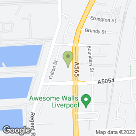Map of AALCO LIVERPOOL in Liverpool, merseyside