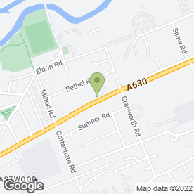 Map of Stag Security (Rotherham) Ltd in Rotherham, south yorkshire