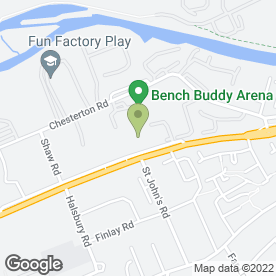 Map of Speakup Self Advocacy Ltd in Eastwood Trading Estate, Rotherham, south yorkshire