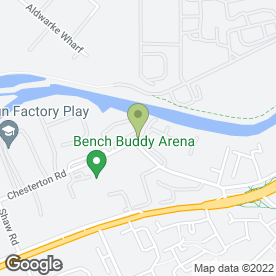 Map of Timber Garden Buildings Ltd in Eastwood Trading Estate, Rotherham, south yorkshire