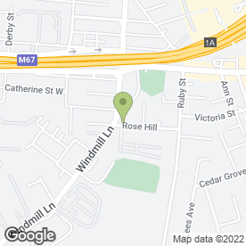 Map of D.S. Pickford Ltd in Denton, Manchester, lancashire