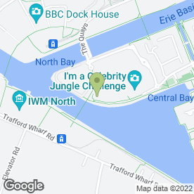 Map of Mortgage Advice Bureau in Salford, lancashire