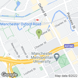Map of Sports & Pub Satellite Systems UK in Manchester, lancashire