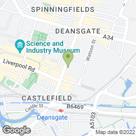 Map of Timberwise - The Property Care Experts in Manchester, lancashire