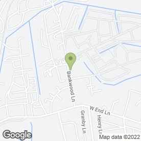 Map of Elliotts Printing & Packaging in New Rossington, Doncaster, south yorkshire
