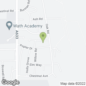 Map of Bella Boda in Wath-upon-Dearne, Rotherham, south yorkshire