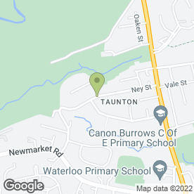 Map of Approved School Of Motoring in Ashton-under-Lyne, lancashire