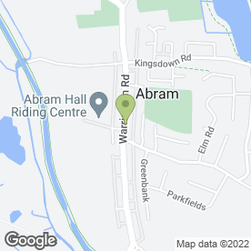 Map of Drs A & D Trivedi in Abram, Wigan, lancashire