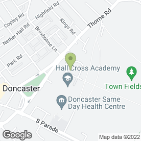 Map of Don Autos in Doncaster, south yorkshire