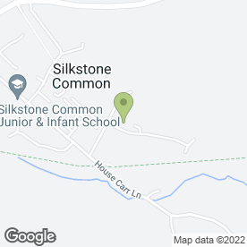 Map of Throstle Nest Saddlery in Silkstone Common, Barnsley, south yorkshire