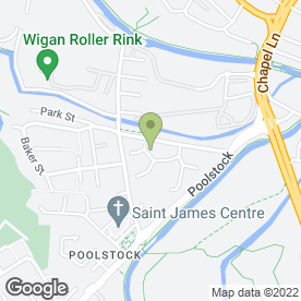 Map of It 2 U in Wigan, lancashire