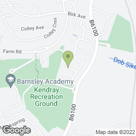 Map of Jay's Travel in Barnsley, south yorkshire