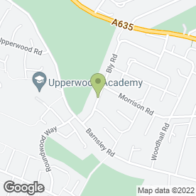 Map of C & M Domestic Appliance Repairs in Darfield, Barnsley, south yorkshire