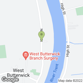 Map of Newbow Roofing & Cladding in West Butterwick, Scunthorpe, south humberside