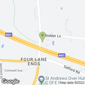 Map of Bolton Gardening Services in Bolton, lancashire