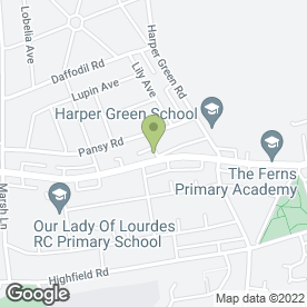 Map of Bolton Plumbing & Heating in Bolton, lancashire
