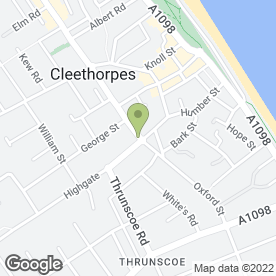 Map of LK Today Ltd in Cleethorpes, south humberside