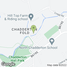 Map of Leestock Cattery in Chadderton, Oldham, lancashire