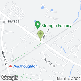 Map of MPM Domestics in Westhoughton, Bolton, lancashire