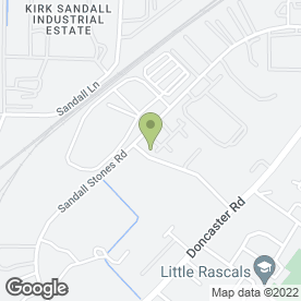 Map of Emsley Crane Hire Ltd in Doncaster, south yorkshire