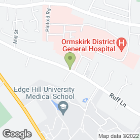 Map of Besslec Electrical Contractors in Ormskirk, lancashire