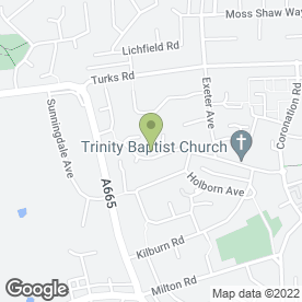 Map of Finesse Photography in Radcliffe, Manchester, lancashire