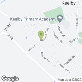 Map of Fishers of Grimsby in Keelby, Grimsby, south humberside