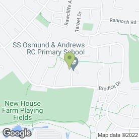 Map of Little Ozzies Community Nursery in Bolton, lancashire