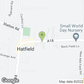Map of BLIND IDEAS in Hatfield, Doncaster, south yorkshire