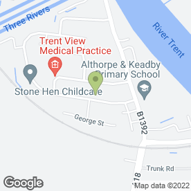 Map of Axholme Cleaning Services in Keadby, Scunthorpe, south humberside