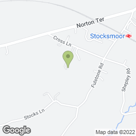 Map of Snippets in Stocksmoor, Huddersfield, west yorkshire