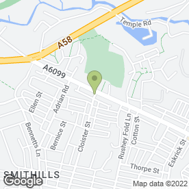 Map of Aura Laser Skin Clinic in Bolton, lancashire