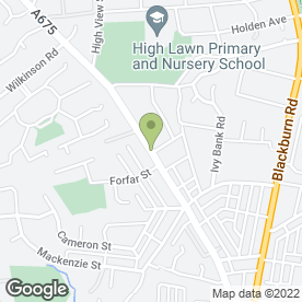 Map of Far UK Design Ltd in Bolton, lancashire