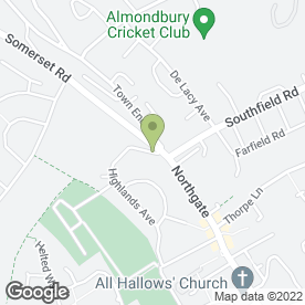 Map of Rent-a-Handyman in Almondbury, Huddersfield, west yorkshire